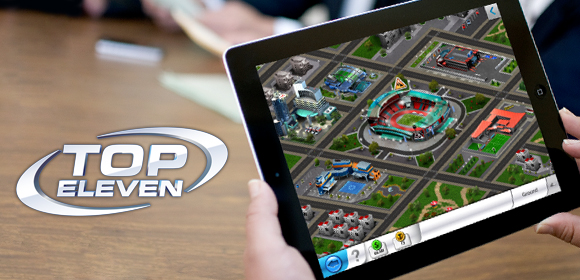 iOS - Top Eleven - Be a Football Manager